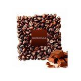 Кофе в зернах EvaDia ароматизированный Шоколад, 500 г