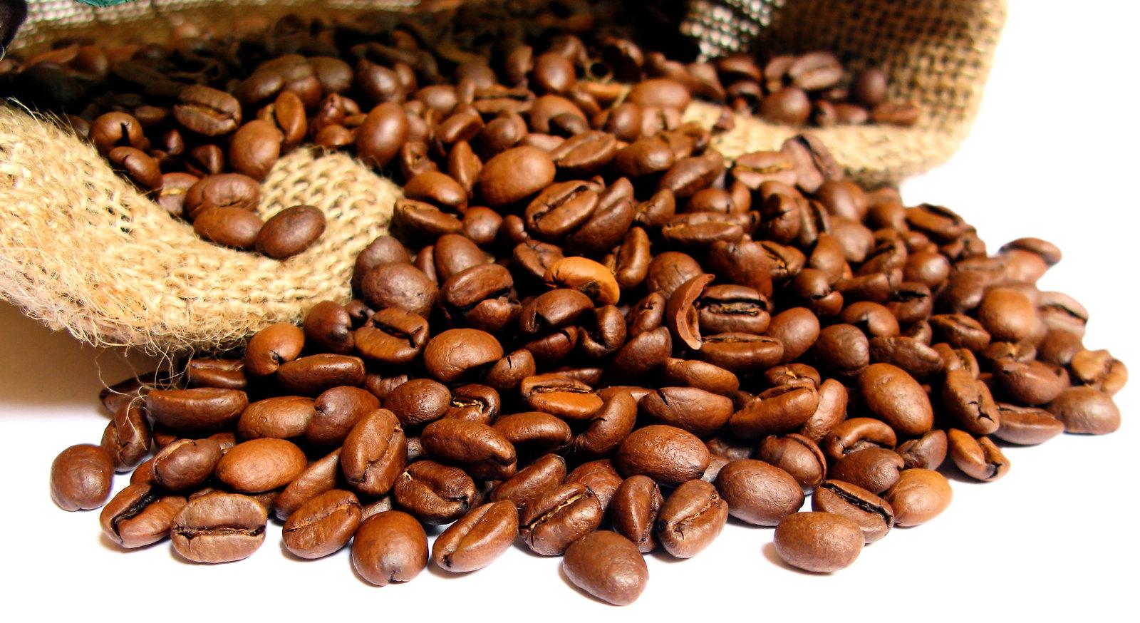 зерновой кофе моносорта и эспрессо смеси