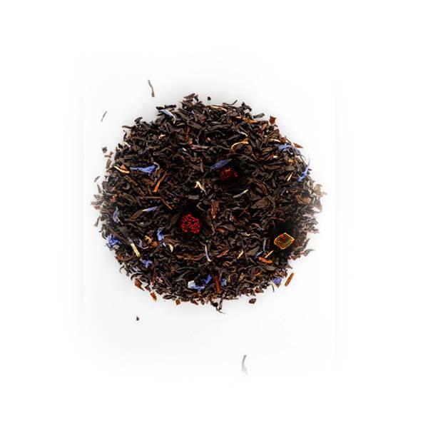 Чай весовой Ежевичная сладость (Blackberry sweetness) Tee Garten, 250 г