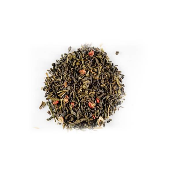 Чай весовой Клубничный шик (Strawberry Chic) Tee Garten, 250 г