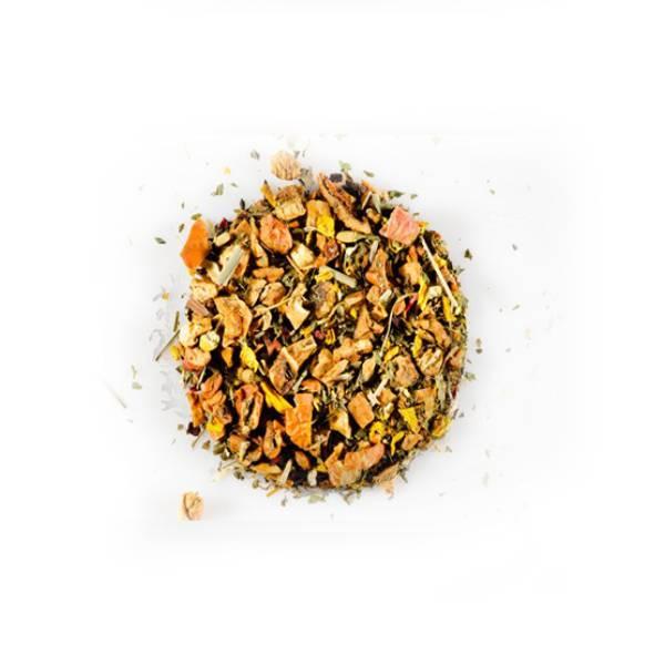 Чай весовой Малиновый закат (Raspberry Sunset) Tee Garten, 250 г