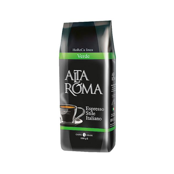 Кофе в зернах Alta Roma Verde 1 кг