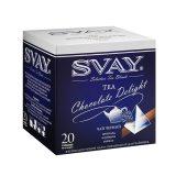 Чай черный Svay Chocolate Delight (Свей Шоколадное искушение), 20 саше