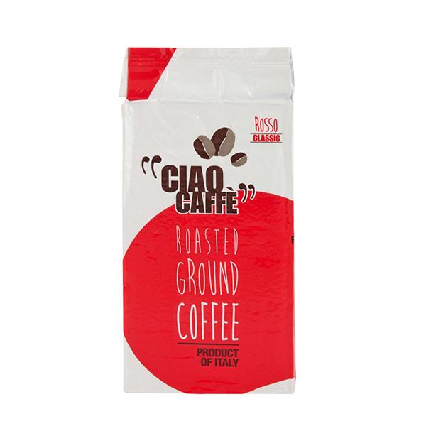 Кофе молотый Ciao Caffe Rosso Classic 250 г