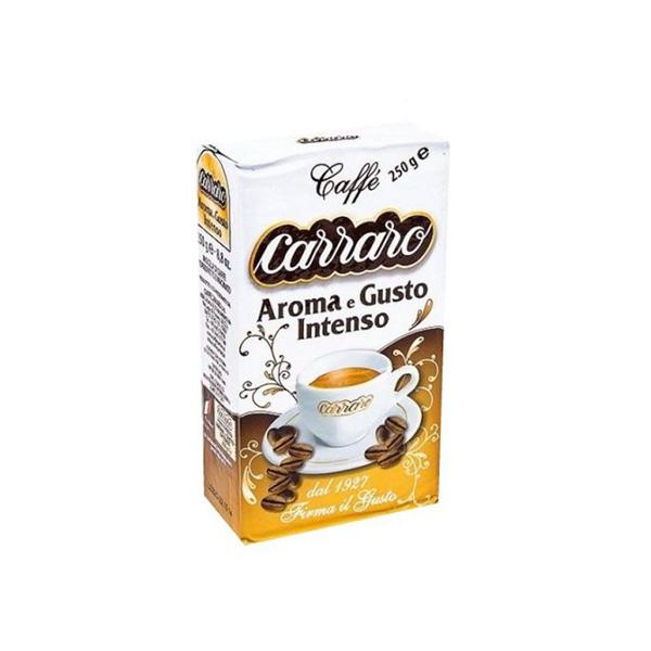 Кофе молотый Carraro Aroma e Gusto Intenso 250 г