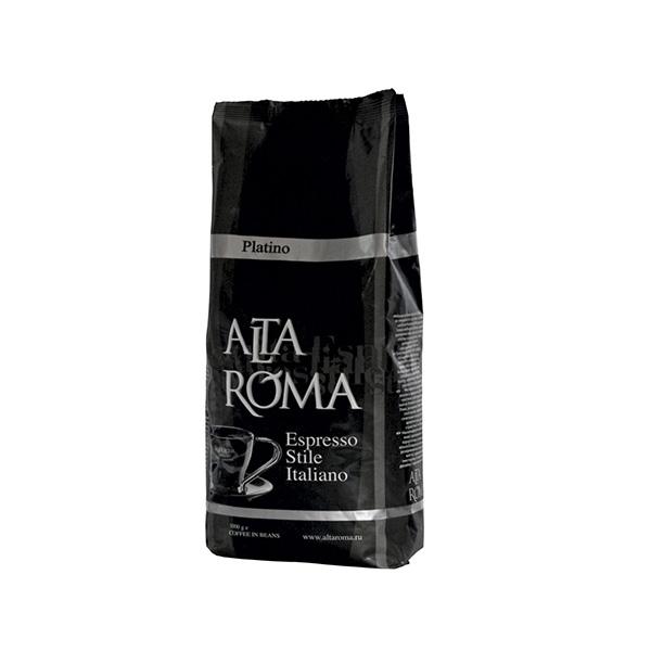 Кофе в зернах Alta Roma Platino 1 кг