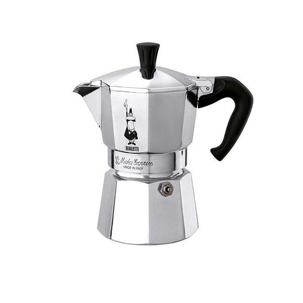 Гейзерная кофеварка Bialetti Moka Express 4 чашки