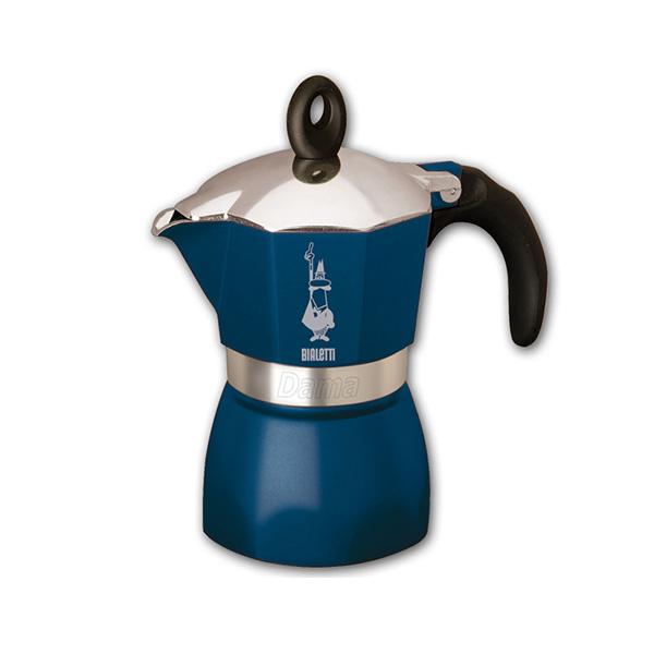 Гейзерная кофеварка Bialetti Dama Glamour 3 чашки