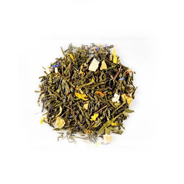Чай весовой Бирюзовый Улун (Turguois Oolong) Tee Garten, 250 г