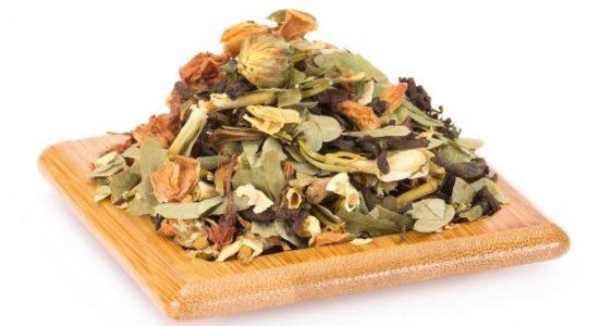 Фруктово-ягодный чай