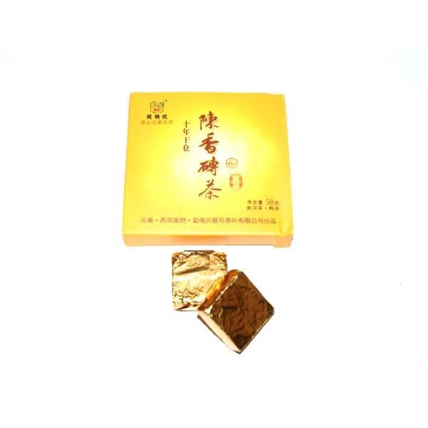 Шу Пуэр в миниточах 2014 г. (6046), 50 г