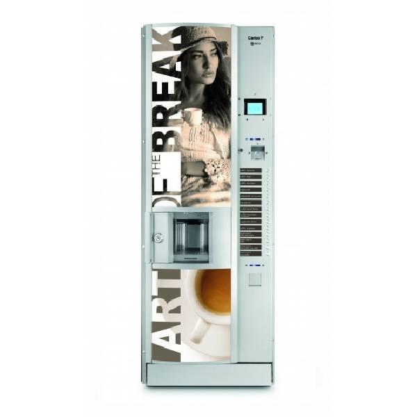Кофейный торговый автомат Necta CANTO P ES8