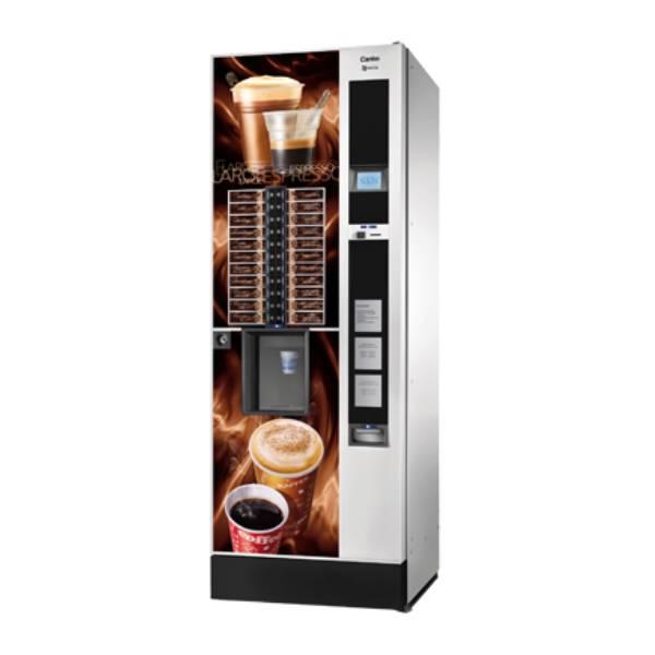 Кофейный торговый автомат Necta CANTO PLUS DC ES8