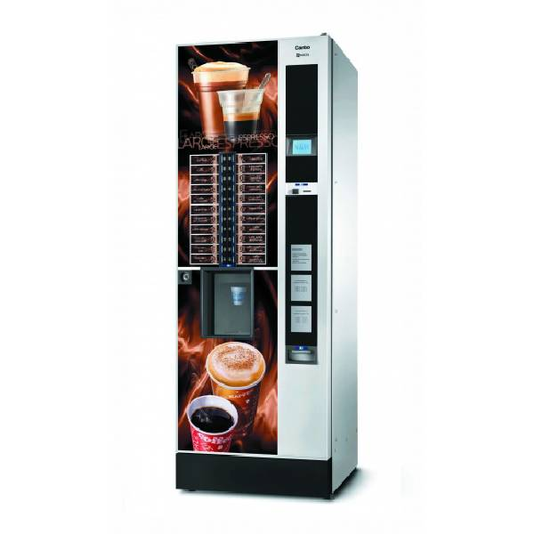 Кофейный торговый автомат Necta CANTO PLUS ES7 DC