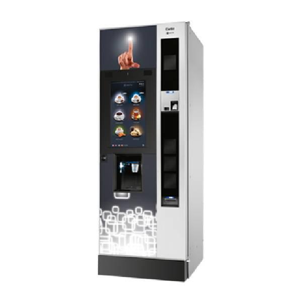 Кофейный торговый автомат Necta CANTO TOUCH 2ES9 Dual Cup