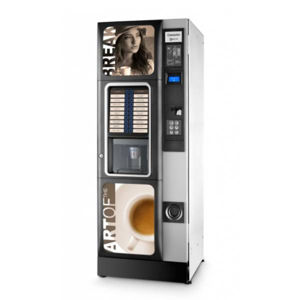 Кофейный торговый автомат Necta CONCERTO ES7