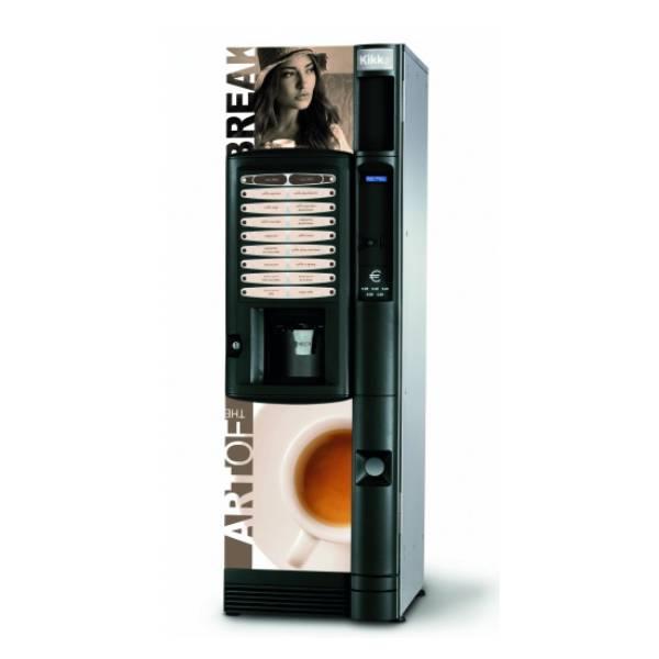 Кофейный торговый автомат Necta KIKKO ES6 (черный)
