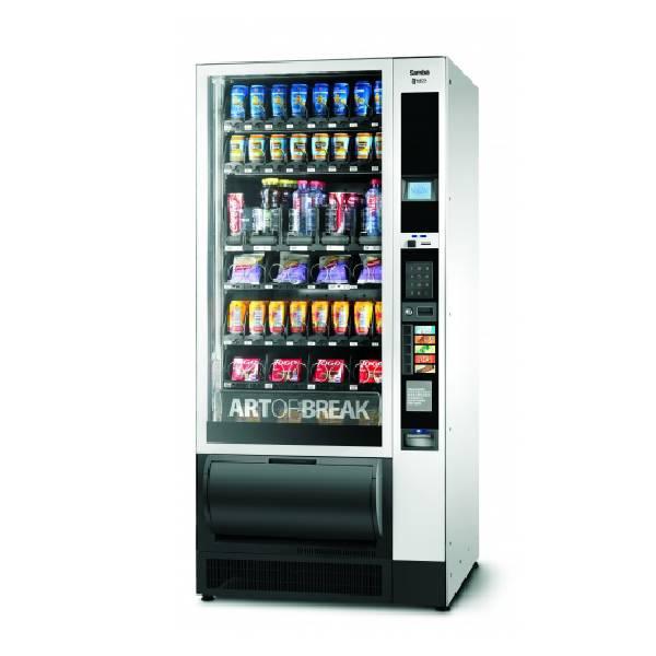 Снековый торговый автомат Necta SAMBA TOP FOOD 7-48